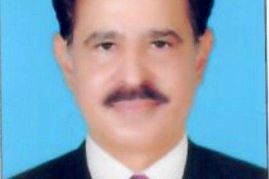 Prof. Riaz Ahmed