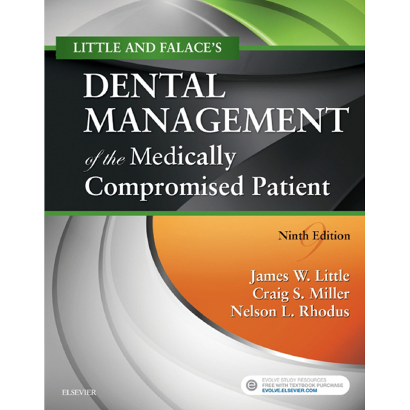 Little-and-Falaces-Dental-Management-of-the-Medically-Compromised-Patient-9th-Edition